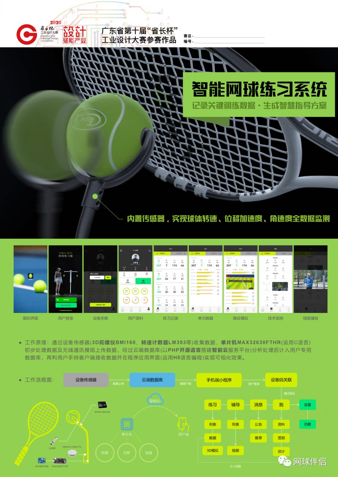 《智能网球练习器设计》在2020第十届