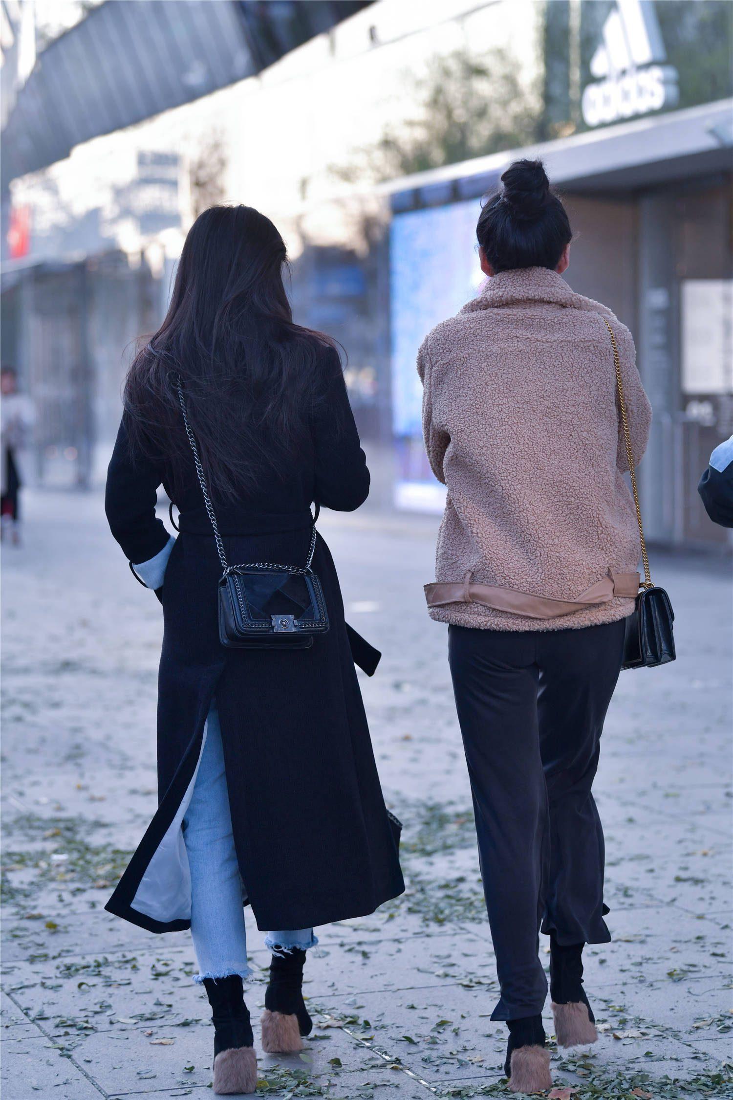 有一个会搭配的姐妹,是一种什么体验?逛街的时候,你会怎么穿搭