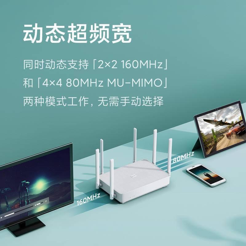 家里wifi网络拥堵手机网速变慢怎么办?低价WIFI6路由器为你提速(图3)