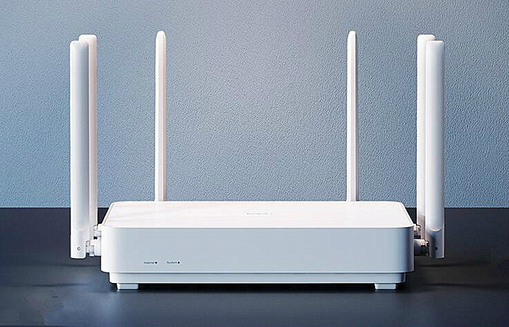 小米Redmi AX6双千兆WiFi6无线路由器设置图文教程(图1)