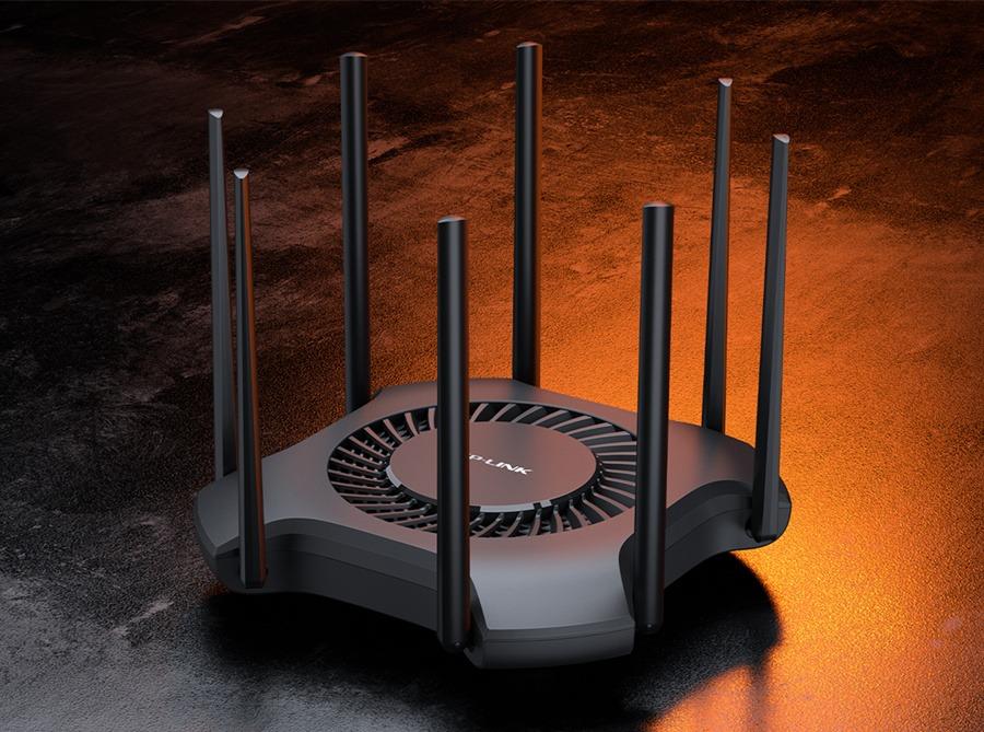 普联TP-LINK AX3200全千兆WiFi6无线路由器设置图文教程(图1)