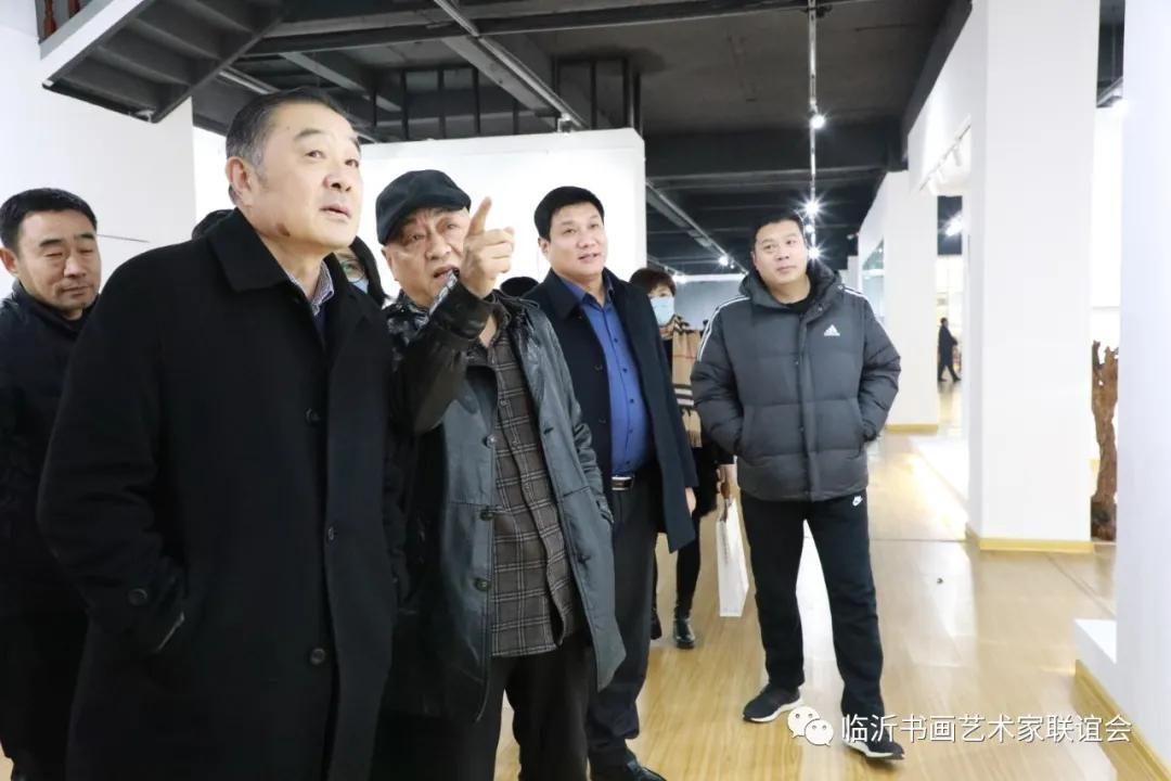 晴雪满汀|柳兆元(柳汀)山水作品展闪耀福瑞德艺术馆