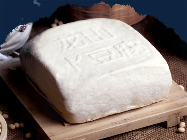 龙山水豆腐