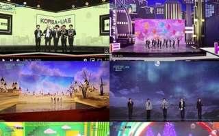 韓-阿聯酋節閉幕……K-POP演出,累計點擊數273萬次