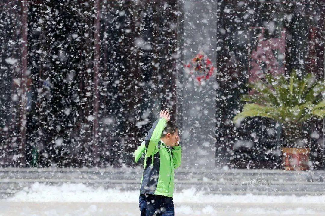 """带你领略四月的北京,降温+""""飞雪""""你还抗的住吗?"""
