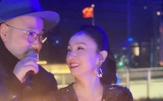 小陶虹為徐崢開心慶生,同框切蛋糕大秀恩愛,力破婚變傳聞