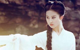 劉亦菲飾演小龍女趙靈兒,受張藝謀李少紅無顧偏愛的她有何實力?