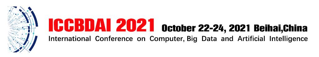计算机大数据与人工智能国际学术会议(ICCBDAI2021)