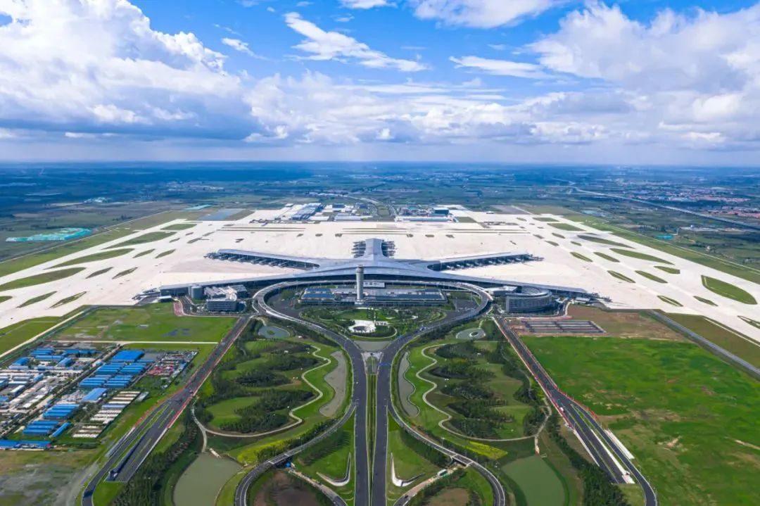 青岛新机场为半岛城市群加速崛起插上翅膀!