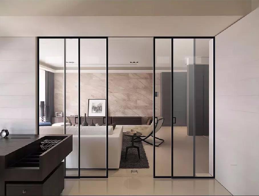 格利佳門窗18系列,極簡風,極緻美!