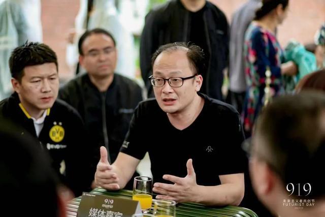 陈雪峰:贾跃亭造车的中国新合伙人