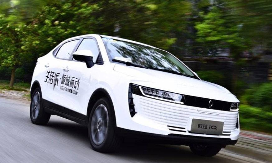 据官方消息,长城汽车旗下欧拉品牌的欧拉iQ新增车型——智尊型正式上市。