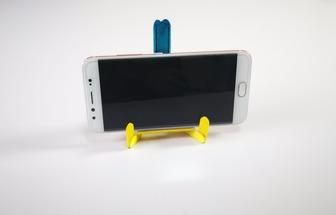 5根雪糕棍輕松制作DIY手機架