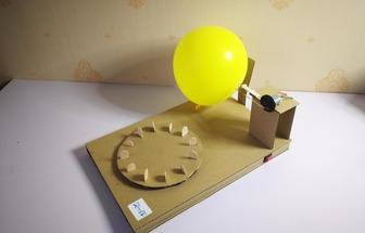 制作一個桌面隨機概率玩具