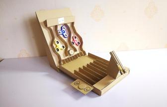 指尖陀螺改造好玩的桌面競猜游戲機