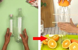3種塑料瓶的再利用技巧