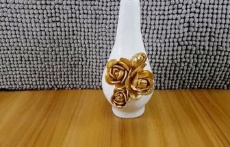 飲料瓶DIY金花裝飾花瓶