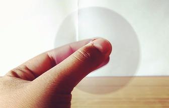 教你自制半透明指尖陀螺
