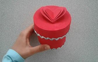 精美禮品盒的制作方法