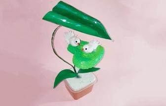手工DIY創意室內裝飾盆栽擺件