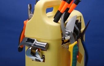 洗潔精瓶子DIY做出工具箱