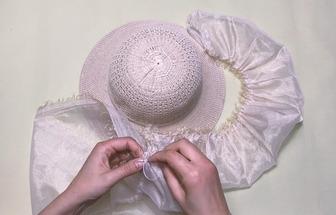 手工DIY:遮陽帽的創意改造方法