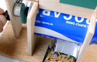 科技小發明:如何在家制作電動瓜子削皮器
