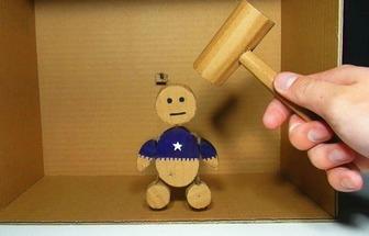 教你DIY減壓打小人玩偶