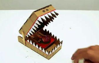 DIY超好看的捕鼠小機關
