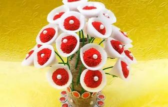塑料瓶遇到麻繩和薄海綿,變成好看的花藝擺件