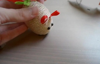 暑期DIY:制作可愛的小老鼠玩具