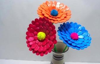 怎樣利用泡沫碗DIY好看的花藝擺件