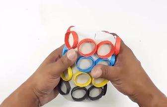 手工做一個簡陋但實用的筆插