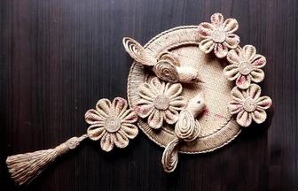 教你用紙板和麻繩DIY好看的墻壁裝飾