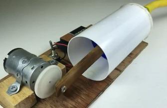 怎么自制微型空氣泵