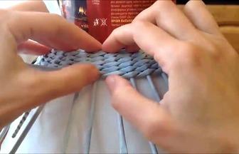 怎么使用報紙編織漂亮籃筐