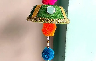 DIY波西米亞風格裝飾風鈴