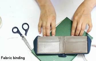 值得學習的舊錢包終極大改造