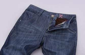 舊牛仔褲簡單改一改,成品輕松秒殺最新款