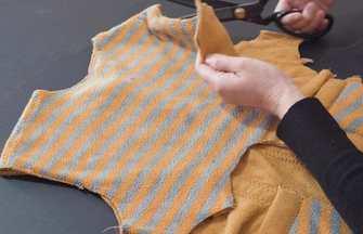 舊保暖衣不要扔?這樣剪幾刀,秋冬保暖又舒適