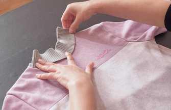 保暖衣領口低漏風,教你手工加長,保暖又舒適