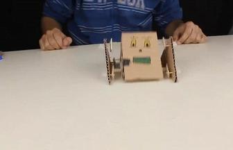 如何利用紙板做玩具